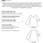 Shearwater Kaftan requirements
