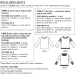Little Basic Tees requirements