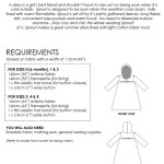 Little Sprout requirements